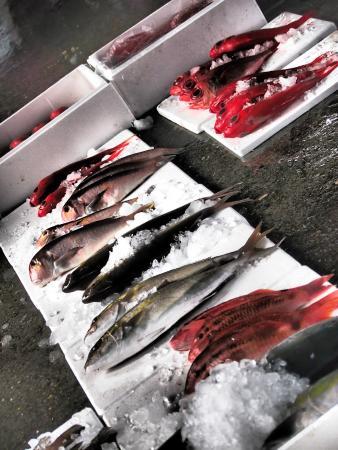 Nanfangao Tourist Fish Market