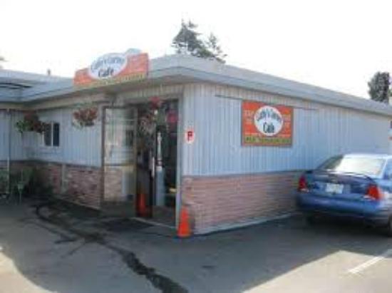 The Alternative Kitchen: Cathy's Corner Cafe