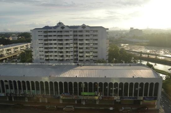 The Rizqun International Hotel: View From My Room