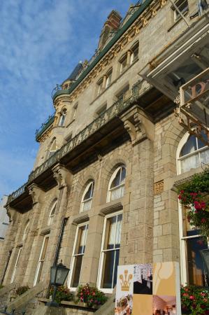 Best Western Duke Of Cornwall Hotel: hotel
