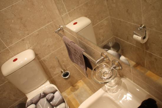 Une Nuit Ailleurs : Salle de bain