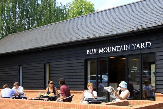 Blue Mountain Yard