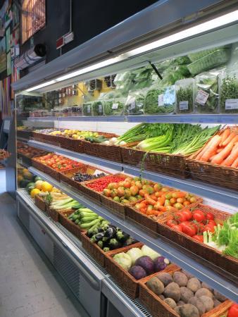 Mercato metropolitano foto di mercato metropolitano for Mercato frutta e verdura milano