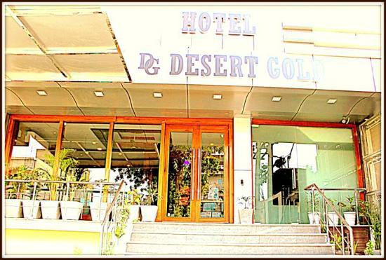 Hotel Desert Gold