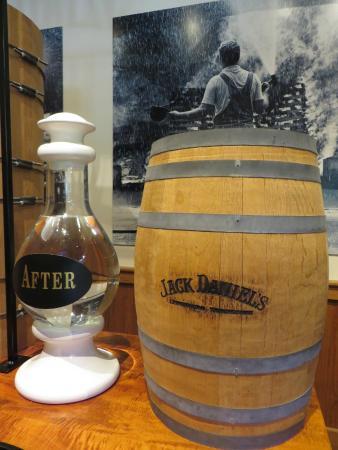 Jack Daniel's Distillery: Descrizione processo