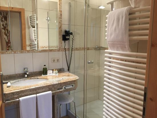 Hotel Alpenhof Hintertux: Fantastische kamer !!