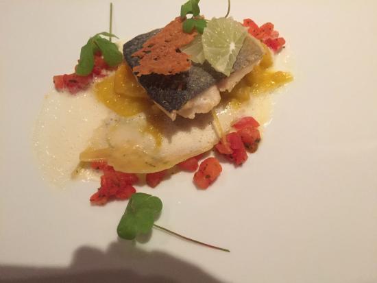 Hotel Alpenhof Hintertux: sterrenrestaurant !!