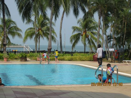 The Grand Beach Resort Swimming Pool Area