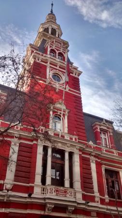 Firemen Building : Bela arquitetura.
