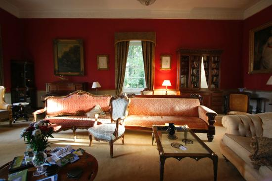 Caherlistrane, İrlanda: Main living room