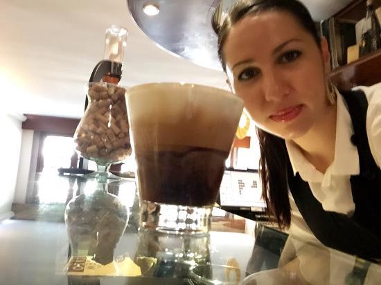 Ristorante Cantinone Storico : Caffè