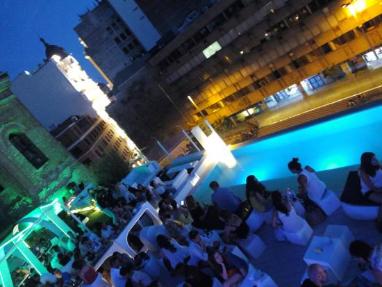Terraza Picture Of Gymage Terrace Madrid Tripadvisor