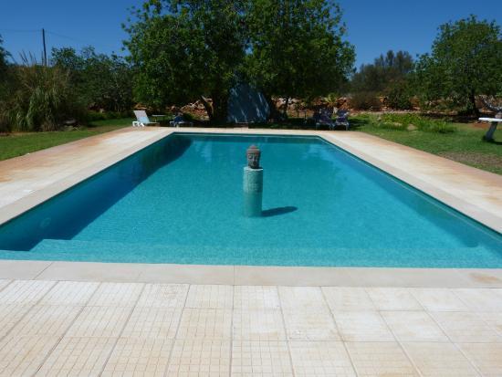 Pedras Verdes Guesthouse: la piscine