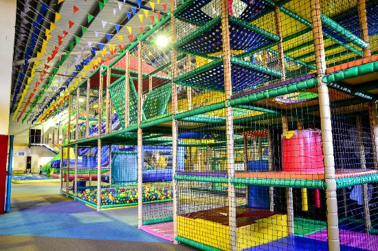 indoor kletterger st bild von trampolini kids indoor park merzig tripadvisor. Black Bedroom Furniture Sets. Home Design Ideas