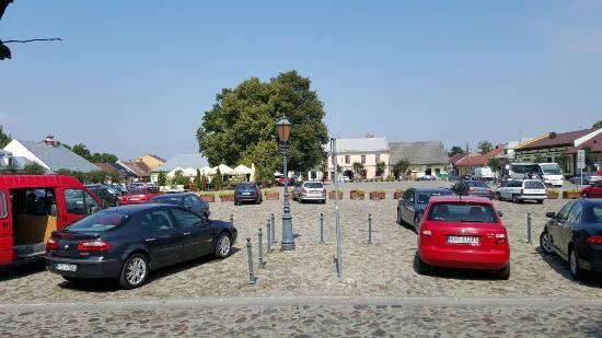 Stary Sącz, Polska: Rynek