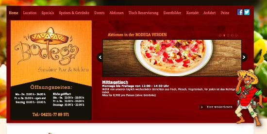 Bodega: Отличный ресторан