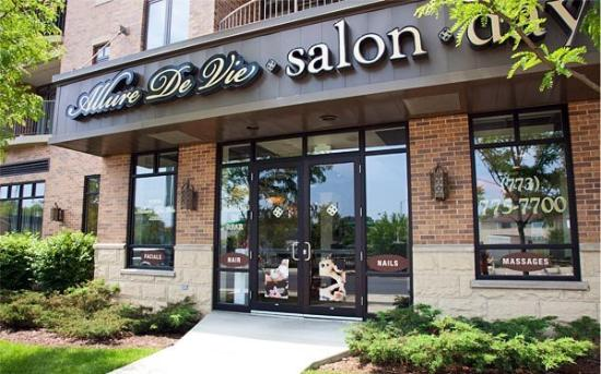 ‪Allure De Vie Salon & Day Spa‬