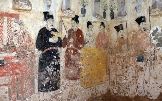 Faku County, China: Xuanhua City, Hebei Province - Liao Dynasty Tombs