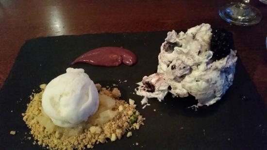 Corbiere Phare : Delicious dessert!