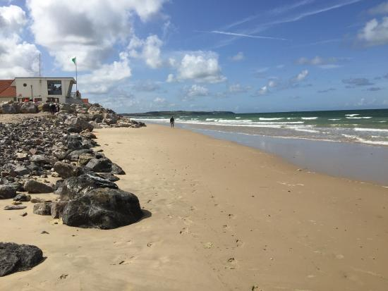 Beach - Chateau Camping de la Bien Assise Photo