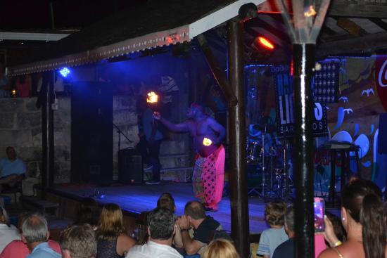 Saint Michael Parish, บาร์เบโดส: Evening show