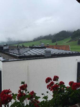 Ittererwirt Gasthof Itter: from my room in the 3rd floor