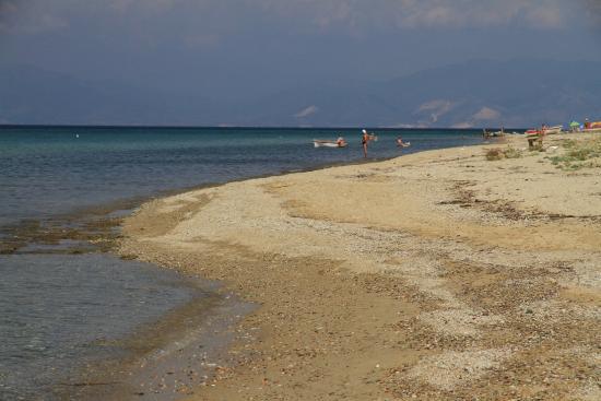 Plaża Skala Prinou