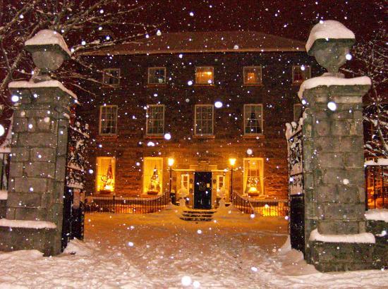 Leixlip House Hotel Restaurant