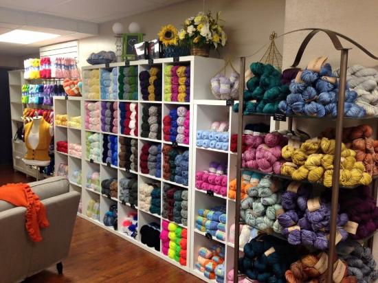 Bluefield Yarn Company