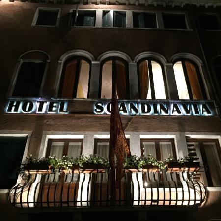 venecia hotel scandinavia: