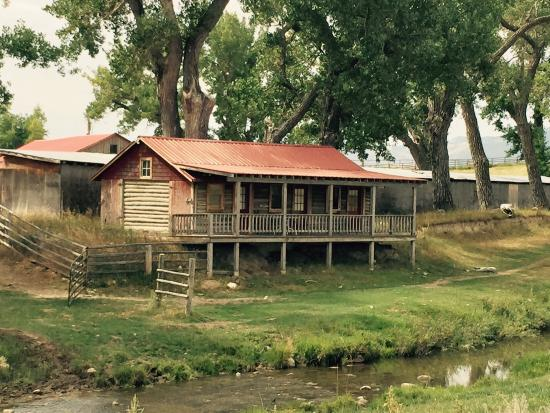 The TA Guest Ranch: Bunk House