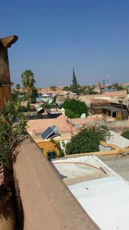 Riad Altair: View from the roof