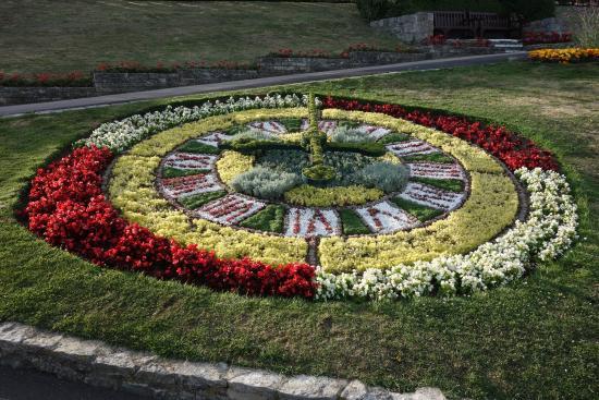 Weymouth, UK: Floral clock