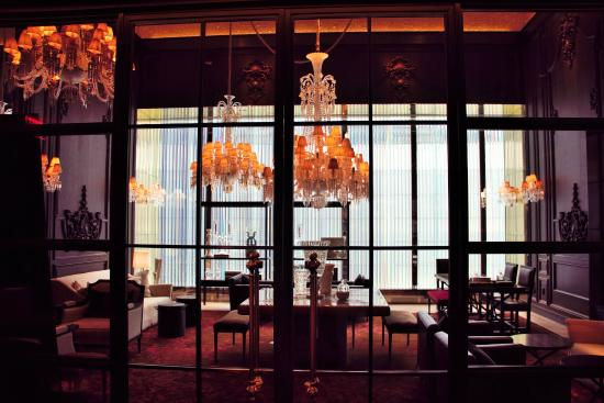 Welcome to lounge foto di baccarat hotel residences - Baccarat hotel new york ...