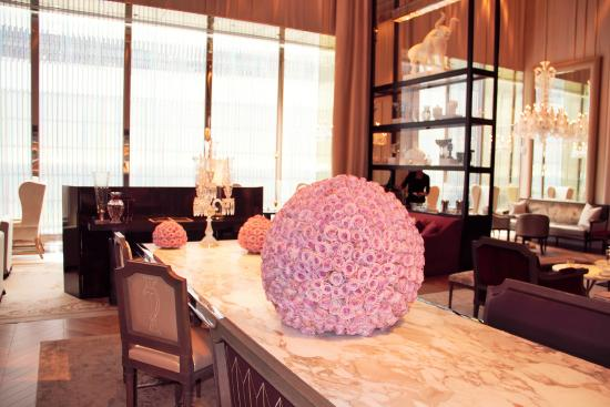 details - Picture of Baccarat Hotel & Residences New York, New York ...