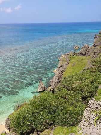 六畳ビーチ - Picture of Yonaguni-jima Island, Yonaguni-cho ...