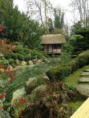Belmond Le Manoir aux Quat'Saisons: The garden