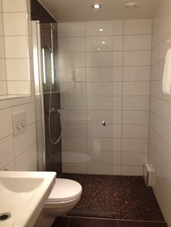 First Hotel Victoria: Il bagno