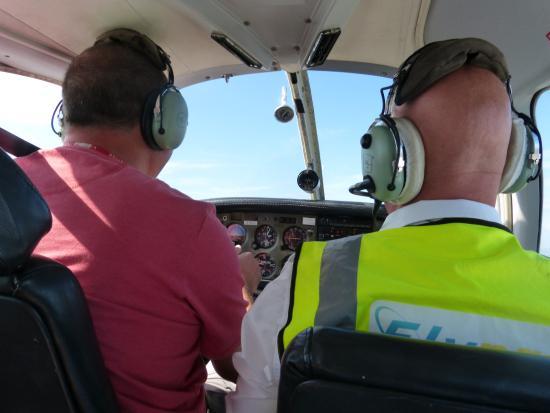 St. Mawgan, UK: Flying!