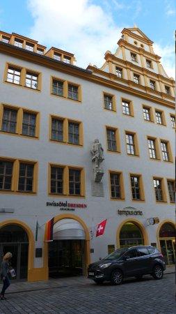 Swissotel Dresden Picture Of Hyperion Hotel Dresden Am Schloss