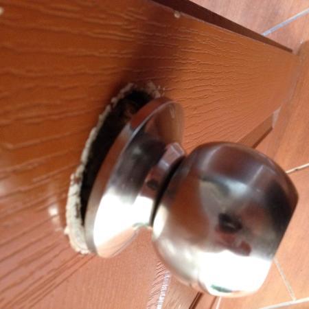 Vatan Hotel: Schmutzig u. kaputt
