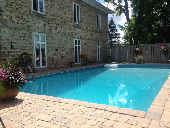 Delta, Canada: Heated pool