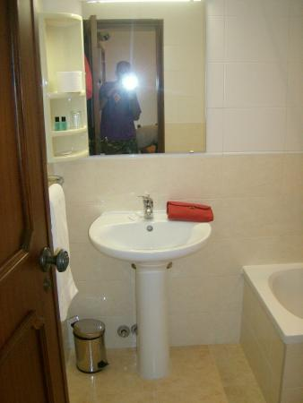 Hotel Santiago: bagno