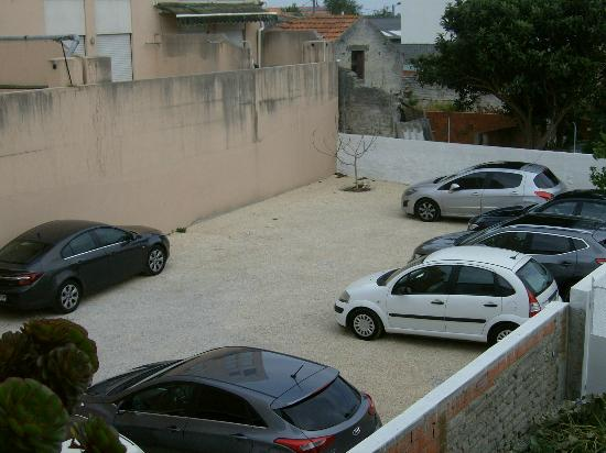 Hotel Santiago: parcheggio