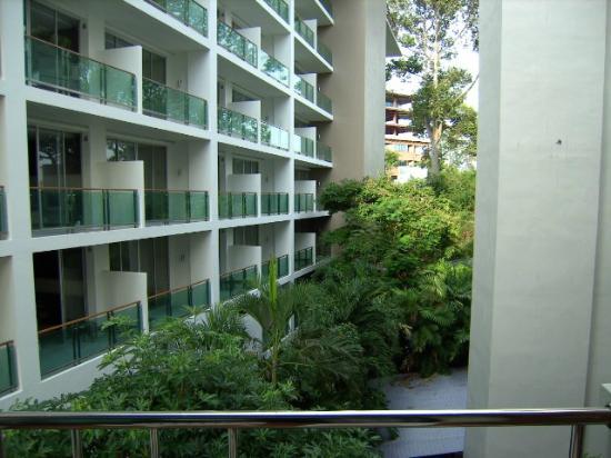 Best Beach Villa: view from window