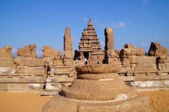 Sea Shore Temple: The Shore Temple