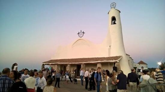 Chiesa di Stella Maris Porto Cervo