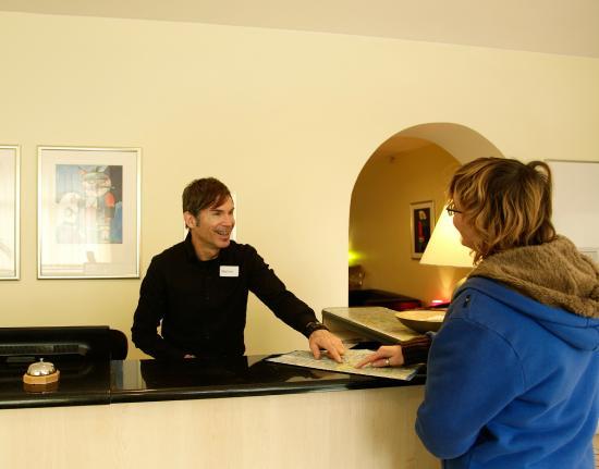 Acama Schöneberg Hotel+Hostel: Personal