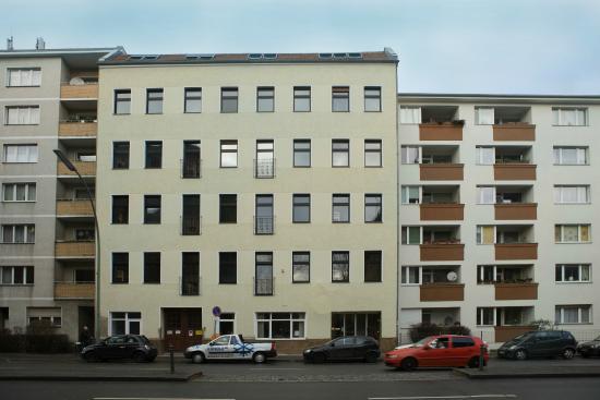 Acama Schöneberg Hotel+Hostel: Fassade
