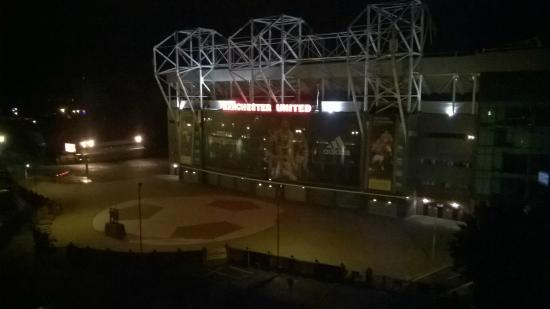 Hotel Football Old Trafford: goodnite old trafford